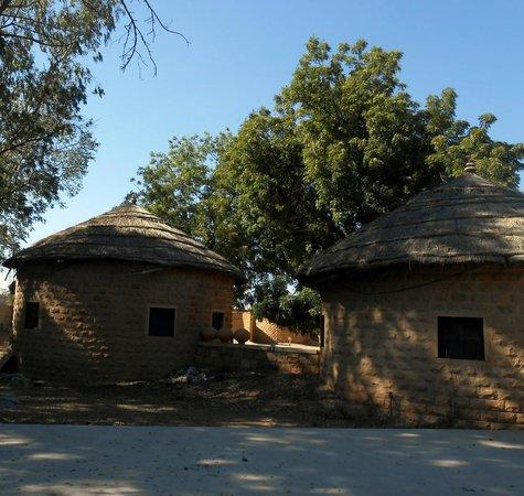 Hotel Moomal : cottages