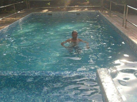 Villa Fatima Beach Resort : Swimming pool