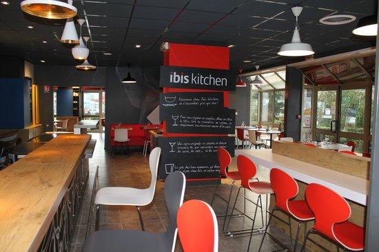 Ibis Bordeaux Pessac: restaurant