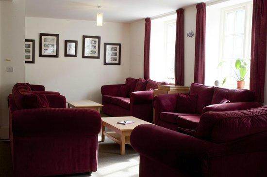 YHA Boscastle: Lounge
