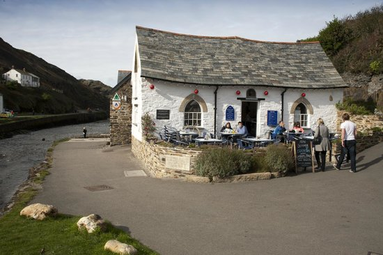 YHA Boscastle: Cafe