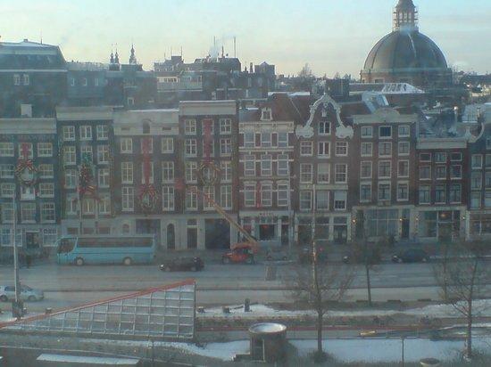 Ibis Amsterdam Centre: vista desde el Ibis