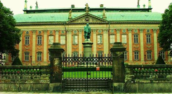 Hilton Stockholm Slussen: palace
