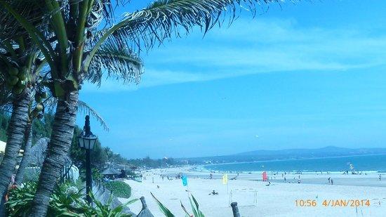 Allezboo Beach Resort & Spa: Beach
