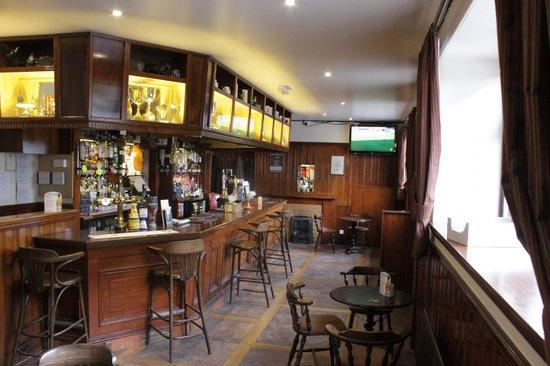 The Black Bull Inn: Bar Area