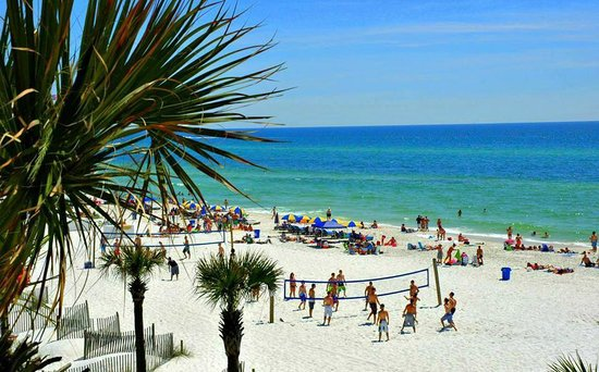 Portside Resort: PCB Beach