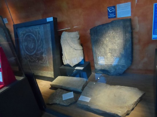The Collection / Usher Gallery : Local Roman finds