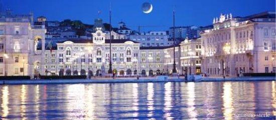 Istria: Trieste luna llena