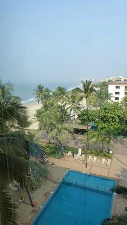 Novotel Mumbai Juhu Beach: View from the room