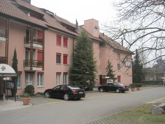 Seehotel Kastanienbaum: Hotel lindo e café da manha maravilhoso