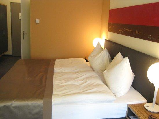 Seehotel Kastanienbaum: quartos amplos e com piso termico