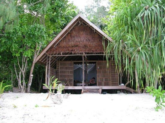 Wai Eco Resort - Scubacqueando Diving: bungalow