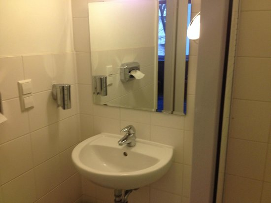 Pension Peters: bagno