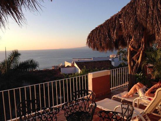 Casa de los Arcos: Our view everyday- amazing