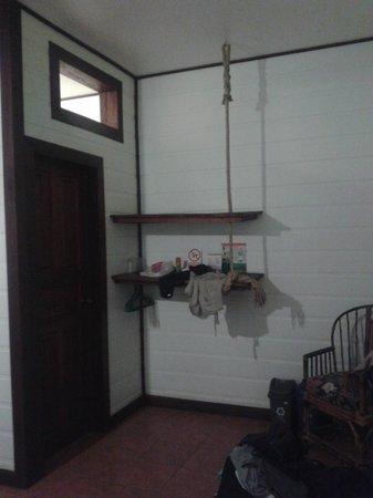 Pachira Lodge: La nostra camera