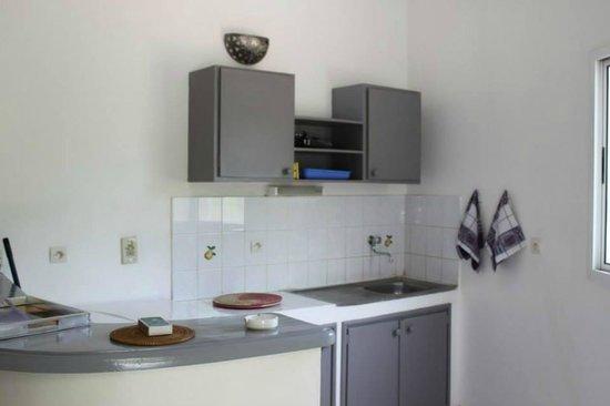 cuisine am ricaine toute quip e picture of domaine de la mangrove somone tripadvisor. Black Bedroom Furniture Sets. Home Design Ideas
