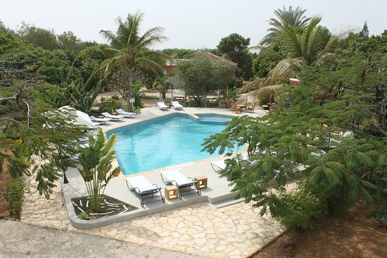 Domaine de la Mangrove : piscine