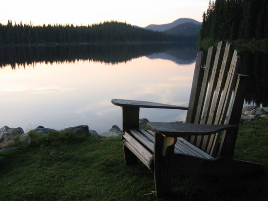 Relax picture of caverhill fly fishing lodge british for British columbia fishing lodges