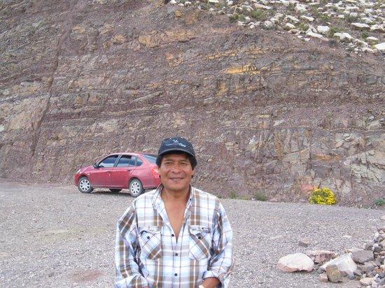 Salinas Grandes : Nosso motorista