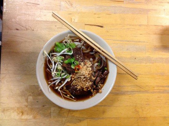Noodle Station : Good stuff...