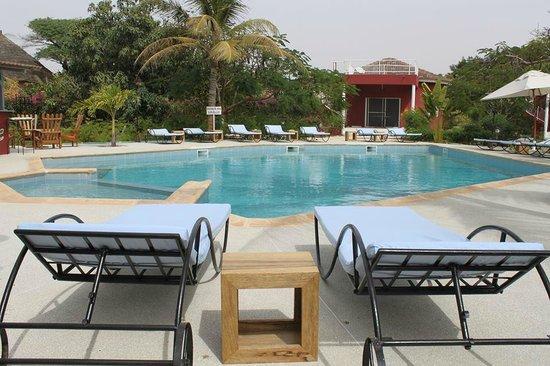 Domaine de la Mangrove : vue piscine 6