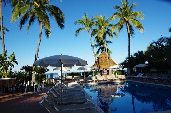 Buenaventura Grand Hotel & Great Moments All Inclusive: pool area