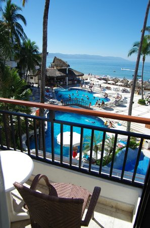 Buenaventura Grand Hotel & Great Moments All Inclusive: Room with a view