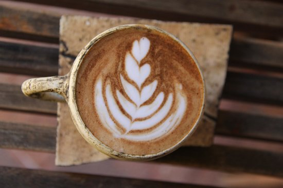Cofetarika: Café Latte