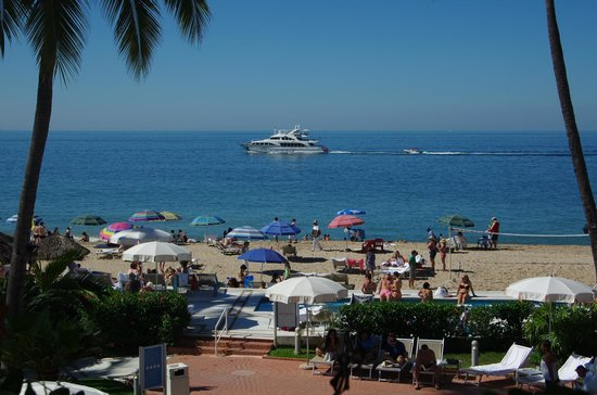 Buenaventura Grand Hotel & Great Moments All Inclusive: view from room