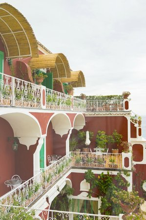 Le Sirenuse Hotel: View