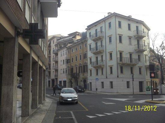 Hotel Scalzi: Верона