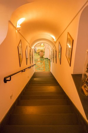 Le Sirenuse Hotel : Hotel