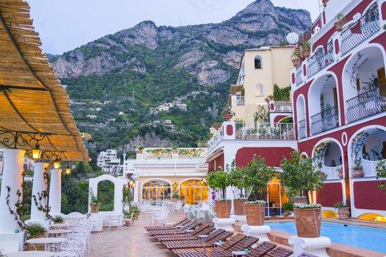 Le Sirenuse Hotel: Hotel