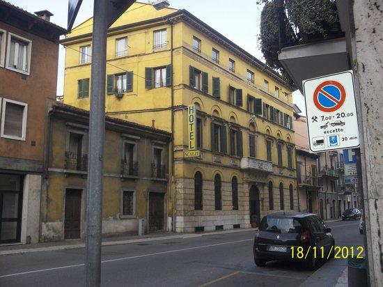 Hotel Scalzi: отель