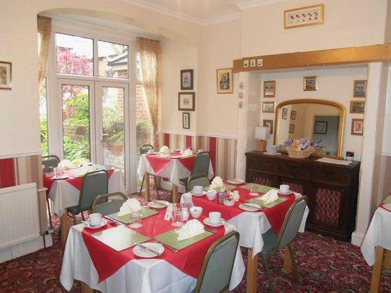 Burlington Quays: Dining Room