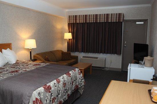 St. Jude Hotel: One Queen Standard Room