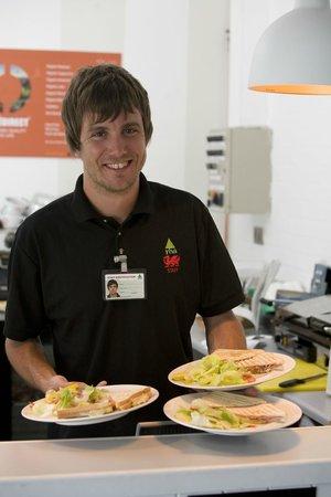 YHA Broad Haven: Staff