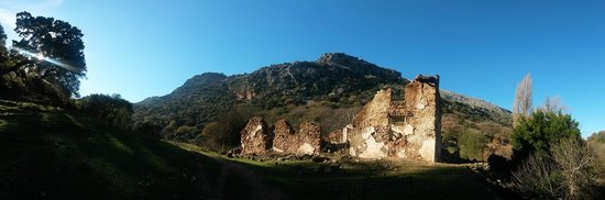 Casitas de la Sierra: One of the many walks