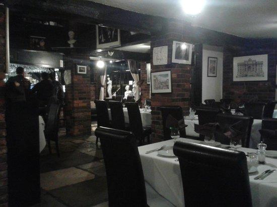 Villa Romana Italian Restaurant Fareham