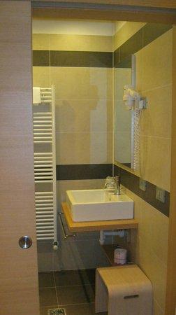 Hotel Paris: WC