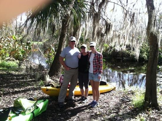Central Florida Nature Adventures: fantastic kayak trip