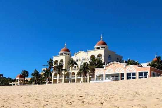 Hotel Riu Palace Cabo San Lucas : De la plage