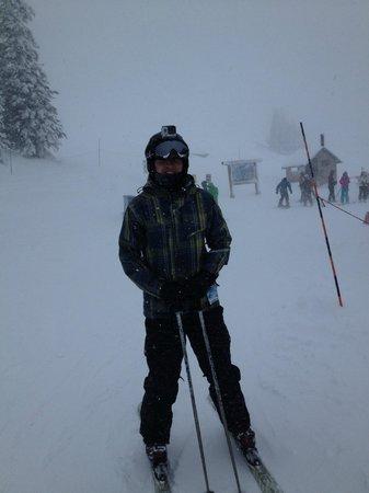 Grand Targhee Ski Resort: Snowday