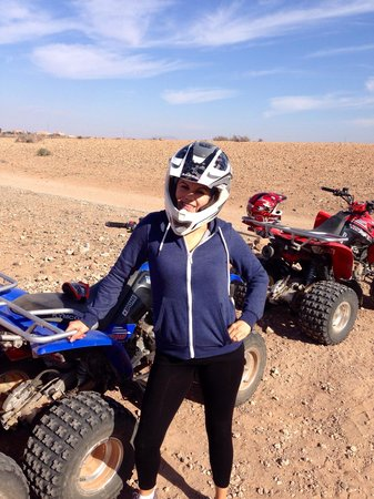 Accro Quad : Top day out !