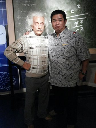 Madame Tussauds Bangkok: Mc2