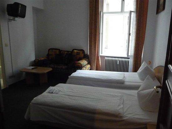 Hotel Adam : chambre double