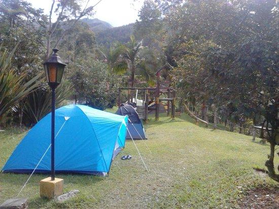 Santa Rosa de Cabal, كولومبيا: Una perspectiva de lo que te ofrecemos en Dóbida Camping, Sta Rosa de Cabal