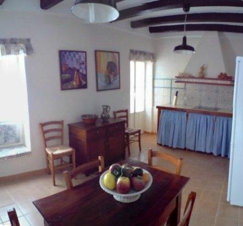 La Casa del Zapatero: Cocina