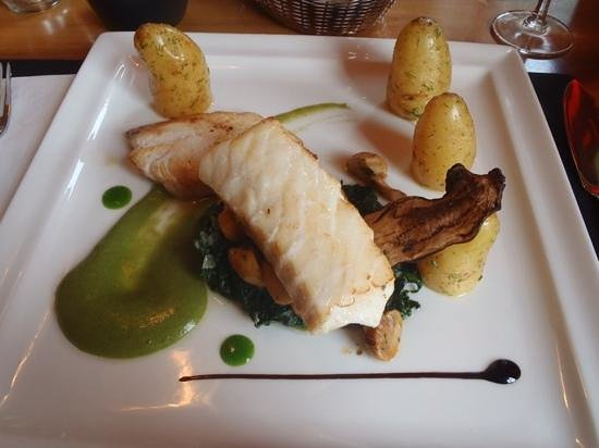 Restaurant Taverne - Hotel Interlaken: lunch menu at Hotel Interlaken