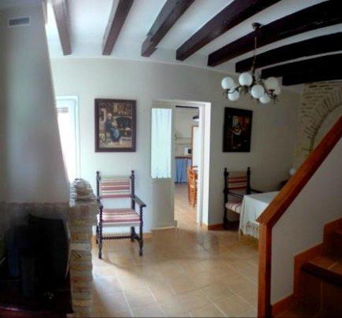 La Casa del Zapatero: Salón